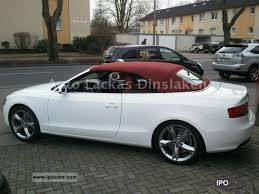 white audi a5 convertible 2009 audi a5 cabriolet 3 2 fsi related infomation specifications