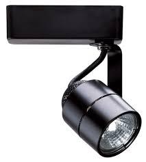 mr16 track lighting fixtures mr16 cylinder track fixture 12v by juno lighting r701bl