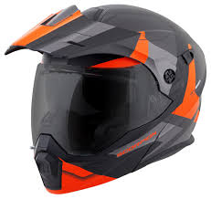 scorpion motocross helmets scorpion exo at950 neocon helmet cycle gear