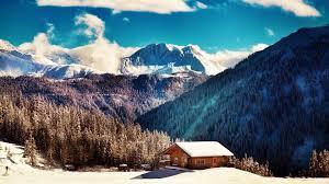 winter nature in tirol hd wallpapers 4k