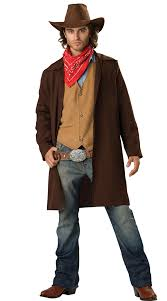 Cowboy Halloween Costume Men U0027s Saddle Straddle Cowboy Costume Mens Halloween