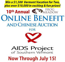 Vermont Travel Voucher images Now through july 15 10th annual benefit chinese auction now jpg