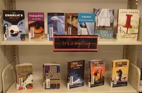 ways to display books home