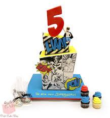liam u0027s superhero birthday cake birthday cakes