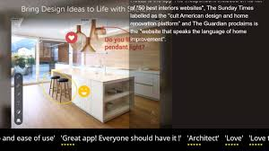 home interior design ipad app houzz interior design ideas iphone u0026 ipad review youtube