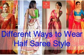Different Ways Of Draping Dupatta On Lehenga 10 New Dupatta Draping Styles For Salwar Suit Lehenga Saree