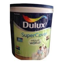 dulux super cover interior emulsion paint at rs 250 litre ganga