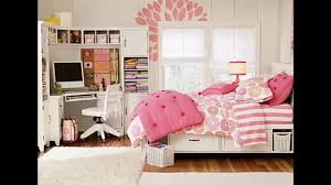 Bedroom Ideas For Teenage Girls by Teenage Bedroom Ideas For Small Rooms Youtube