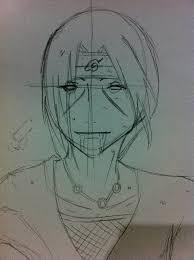yuruse sasuke sketch by miyakoaizawa on deviantart