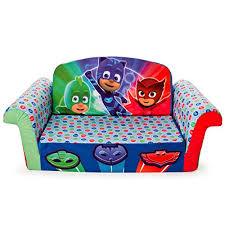 flip open sofa marshmallow furniture children s 2 in 1 flip open foam sofa pj