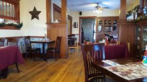 large portions restaurant is a small house very cute also has