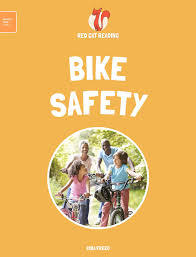 free kids book u2013 bike safety leveled reading by red cat reading