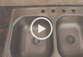 single kitchen sink faucet how to install a single handle kitchen faucet at the home depot