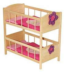 Dolls Bunk Beds Uk Roba 97231 Happy Doll Bunk Bed Co Uk Toys