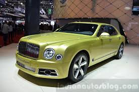 bentley sports car 2016 2016 bentley mulsanne facelift geneva show live
