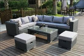 rattan corner sofa conservatory modular 8 seater rattan corner sofa set garden