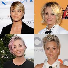 why kaley cucoo cut her hair 10 times kaley cuoco showed us how to style short hair photo 1