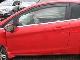used ford fiesta door 2 door left color code pn4a70 1806118
