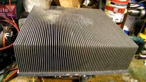 Radio Thermal Generator Thermoelectric Power Generation On Wood Stove Youtube