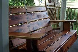 Swing Bench Plans Patio Swing A Relaxing Encounter Johnson Patios Design Ideas