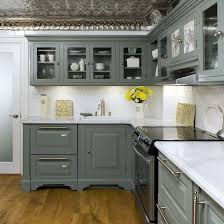 Neutral Colored Kitchens - shades of neutral gray white kitchens choosing cabinet colors with