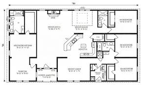 floor plans for 4 bedroom houses small 4 bedroom house plans small four bedroom house plans 4