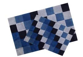 catchy blue bathroom rugs cheap navy blue bath rugs find navy blue