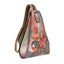 anuschka premium antique anuschka painted leather handbag premium antique
