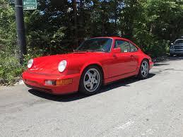 porsche 964 white 1990 porsche 911 c4 964 gaurds red white rennlist porsche