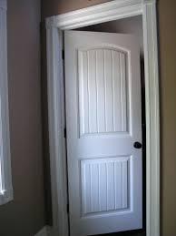 Closet Door Styles Bedroom Door Styles Single Panel Interior Door Shaker Style