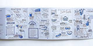 Chicago Brewery Map by Neenah Presents Chicago On Behance