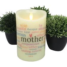 Best Candles Flameless Candle Gift Ideas For Mother Led Candle Best