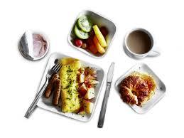 first class flights enjoy premium seating in first class delta food assortment