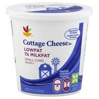 Calories In Lowfat Cottage Cheese by No Sodium Cottage Cheese Yoga On South Beach