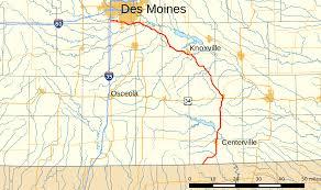 Map Of Iowa Towns Iowa Highway 5 Wikipedia