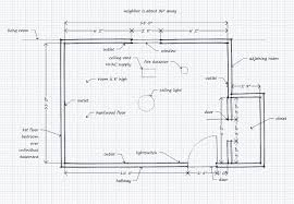 home design graph paper step four in the recording studio design process gullfo s