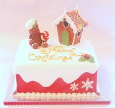 Christmas Cake Decoration Ideas Uk Christmas Cakes Marianne U0027s Cakes