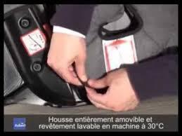 dehousser siege auto sport de recaro déhoussage