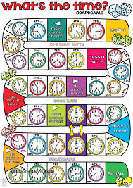 free telling time puzzles this is such a fun way for
