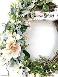 whimsical spring forsythia wreath jenna burger 15 delightful diy spring wreaths tauni co