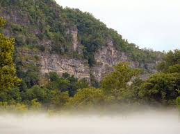 Arkansas Vegetaion images Arkansas mountains JPG
