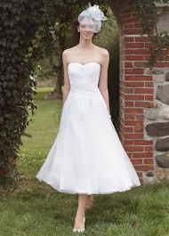 tea dresses wedding 10 reasons to tea length wedding dresses huffpost