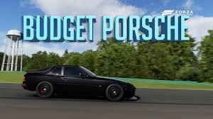 drift porsche 944 forza motorsport 6 budget porsche build 944 turbo youtube