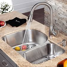 Countertop Kitchen Sink Kitchen Sinks At The Home Depot