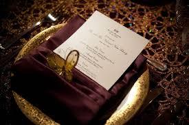 Beaded Table Linens - modern indian wedding in beverly hills california inside weddings