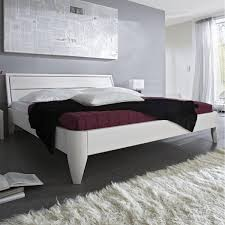 Schlafzimmer Bett 220 X 200 Massivholz Bett 120x200 Easy Sleep Kiefer Massiv Weiß Lackiert