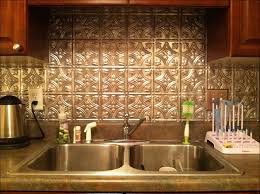 Tin Backsplash For Kitchen 100 Metal Kitchen Backsplash Tiles Kitchen Metal Kitchen