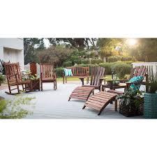Richmond Patio Furniture Belham Living Richmond Curved Back 4 Ft Outdoor Wood Bench