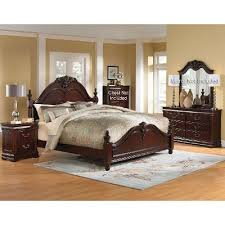 Brown Cherry Piece Queen Bedroom Set Westchester RC Willey - Bedroom sets at rc willey