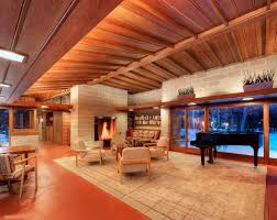 frank lloyd wright home interiors an architect breathes into a frank lloyd wright house